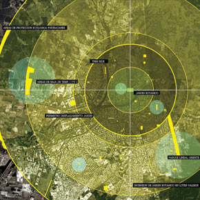 mapa instalación de torolab