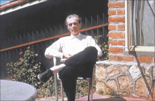 Aldous Huxley en Tecate-