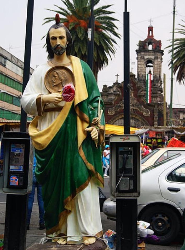 Un Santo Especializado En Misiones Imposibles San Judas Tadeo