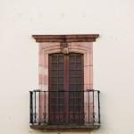 Balcón en Guanajuato  Foto: Más de México