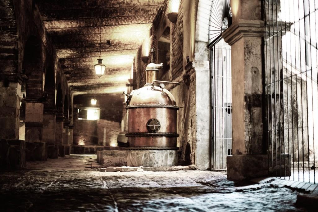 fabrica de tequila casa herradura en tequila jalisco
