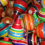 La gama cromática cultural puede venir incluso del color variado de los chiles tan disímiles y brillantes