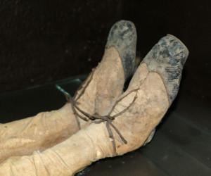 momias guanajuato zapatos pies moda