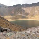 Su nombre en náhuatl es Xinantécatl, que signfica el hombre desnudo y hace alusión a la forma a lo lejos de este volcán que asemeja a su nombre.