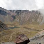 Las megaparedes recuerdan siempre que te encuentras en un cráter; uno de los espacios más especiales de entre la geología.