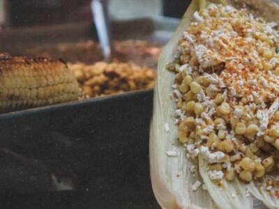 esquites, maiz, gastronomia mexicana