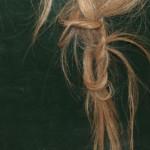 Cristina Cortés de Herwing encontraba numerosas, hermosas e inexplicables trenzas en las crines de sus caballos.