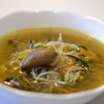 Sopa de paloma