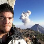 explosiones volcán colima Hernando Rivera Cervantes