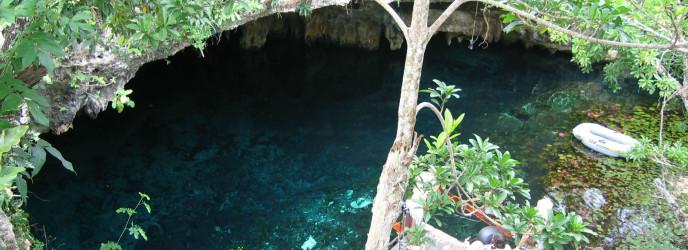 cenotes méxico fiestas música electrónica