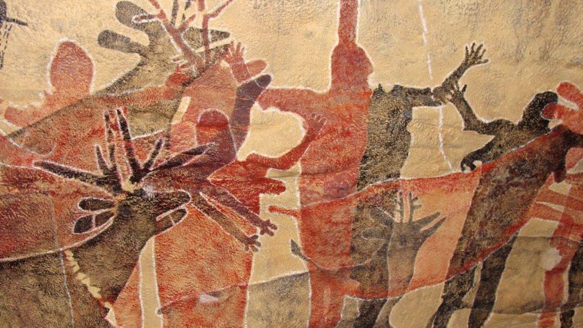 Relacionan el arte rupestre de California con el consumo de alucinógenos