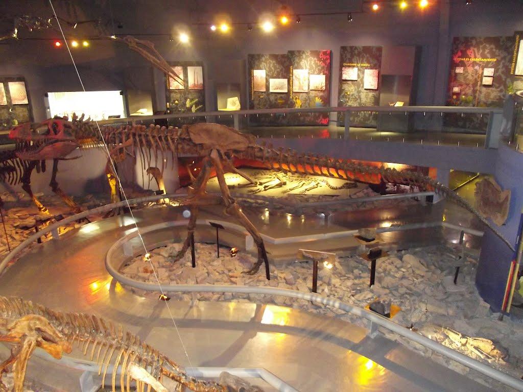 museo del desierto coahuila