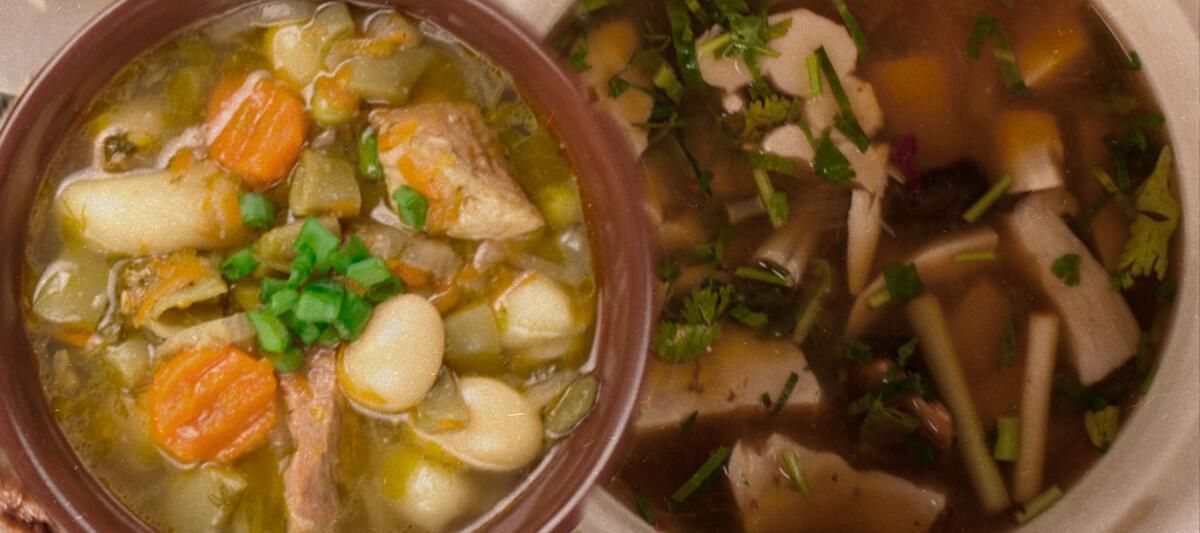 gastronomia mexicana, sopas y caldos de mexico, cocina tradicional mexicana