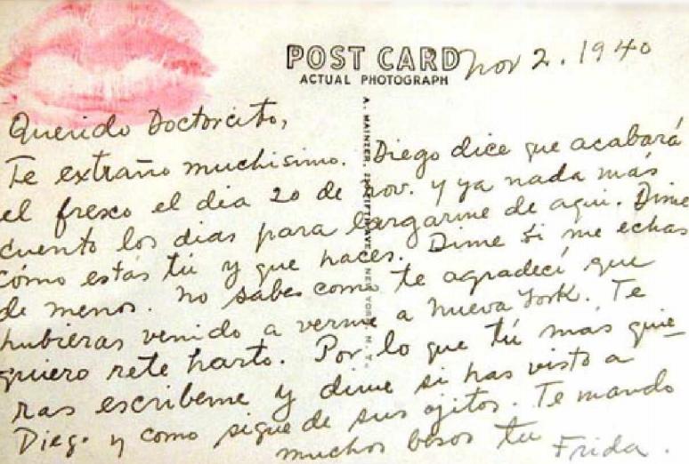 Frases Indelebles Cortesia De Frida Kahlo