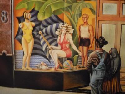 el corcito pinturas Antonio M. Ruiz
