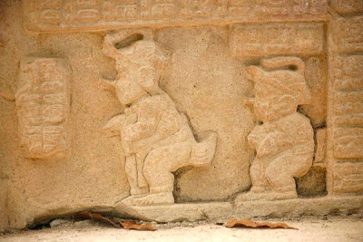 aluxes duendes mayas