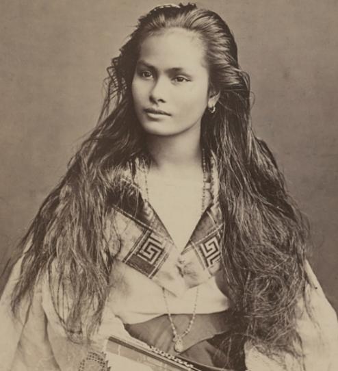cabelleras indios