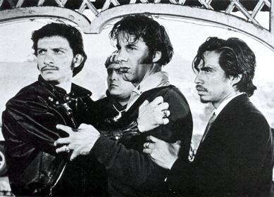 Los caifanes de Juan Ibáñez
