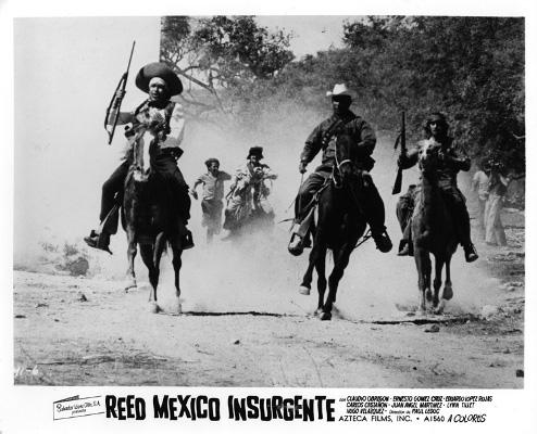 Reed, México insurgente de Paul Leduc