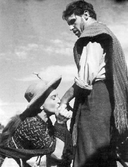 Nazarín de Luis Buñuel
