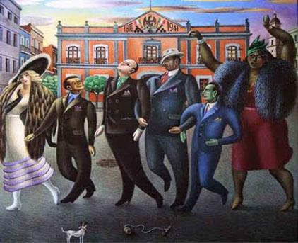el corcito antonio m ruiz pintor mexicano