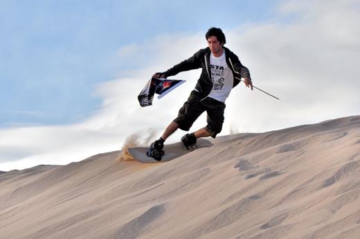 sandboard samalayuca 1