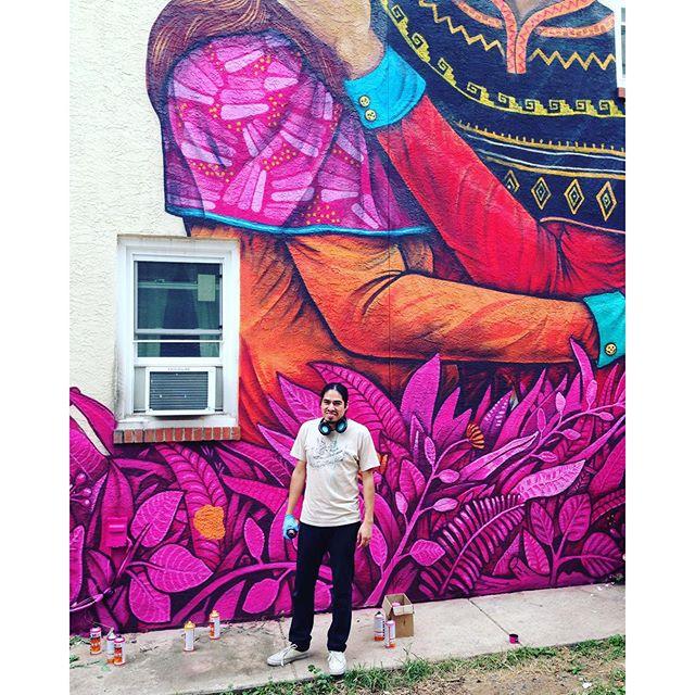 Mira Los Murales Del Artista Mexicano Saner En Las Calles De