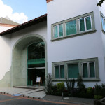 Centro Cultural Pedro López Elías biblioteca sustentable tepoztlán