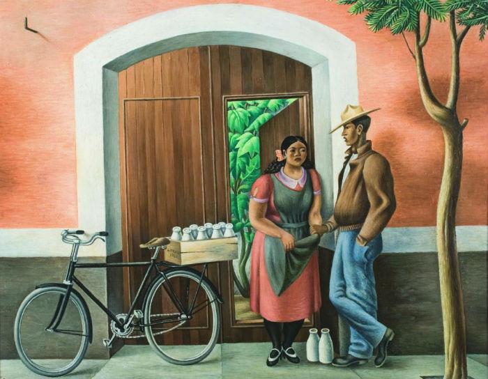 el corcito antonio m. ruiz pintor mexicano