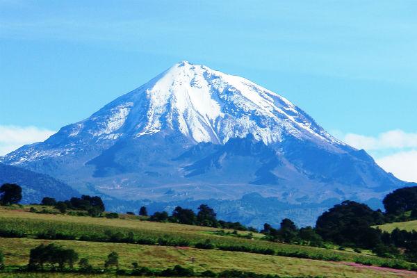 pico de orizaba montañas más altas de méxico