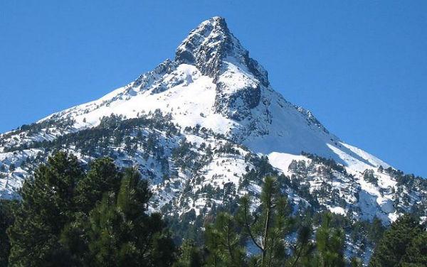 nevado de colima montañas más altas de méxico