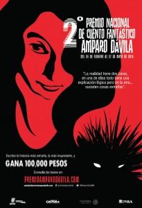 2º Premio Nacional de Cuento Fantástico Amparo Dávila