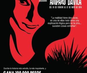 2º Premio Nacional de Cuento Fantástico Amparo Dávila (Convocatoria)