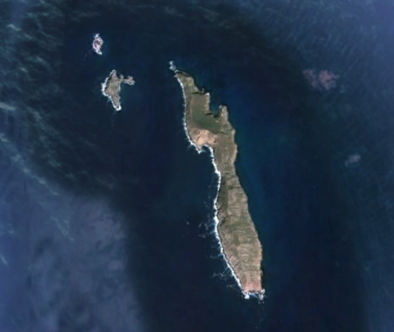 islas coronado google earth