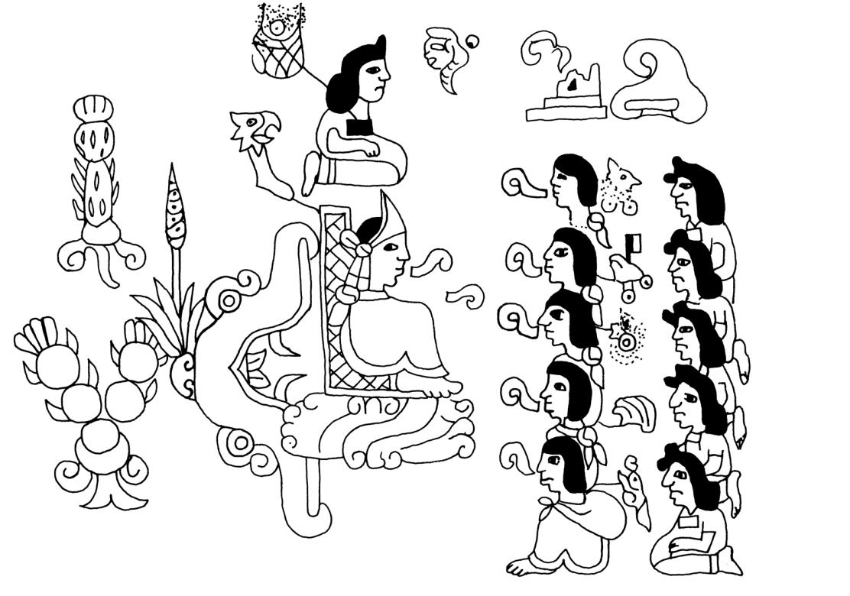 Las Numerosas Lenguas De Mexico Distribuidas En Un Mapa