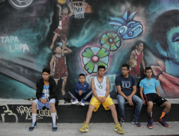 centro deportivo chavos bandas iztapalapa