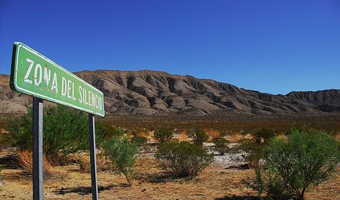 zona del silencio desierto chihuahua