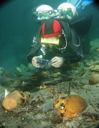 cementerio subacuatico maya