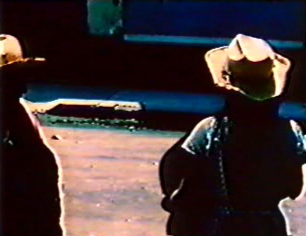 cine experimental bruce conner mexico