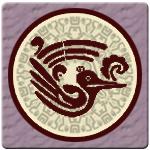 pavo real horóscopo maya