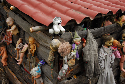 muñecas isla xochimilco