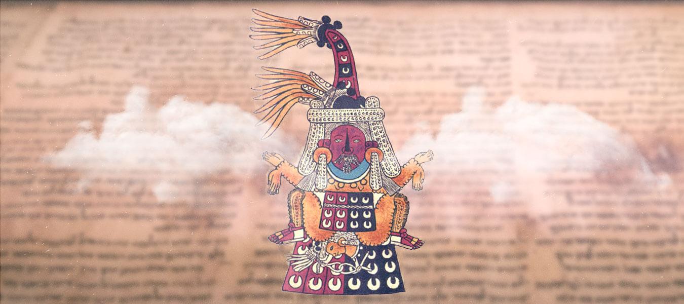 diosa prehispánica, historia, diosa de la lujuria