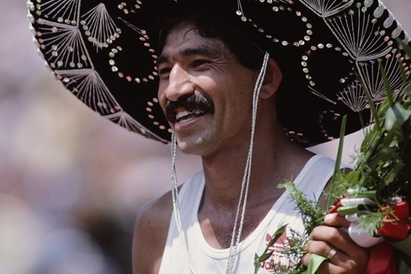 raúl gonzález rodríguez mejores atletas mexicanos