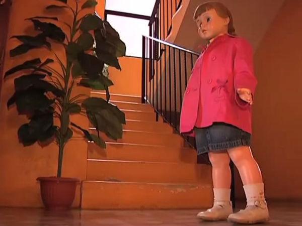 yarini muñeca poseída embrujada méxico