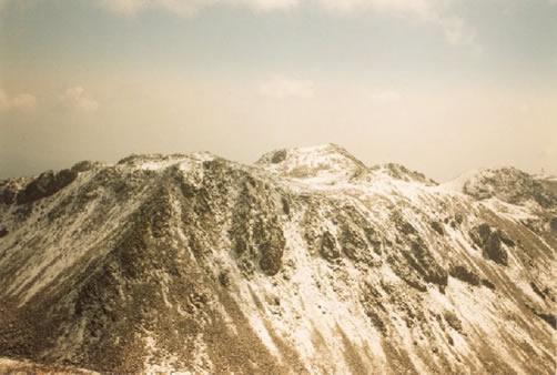 teoyotl montañas más altas de méxico