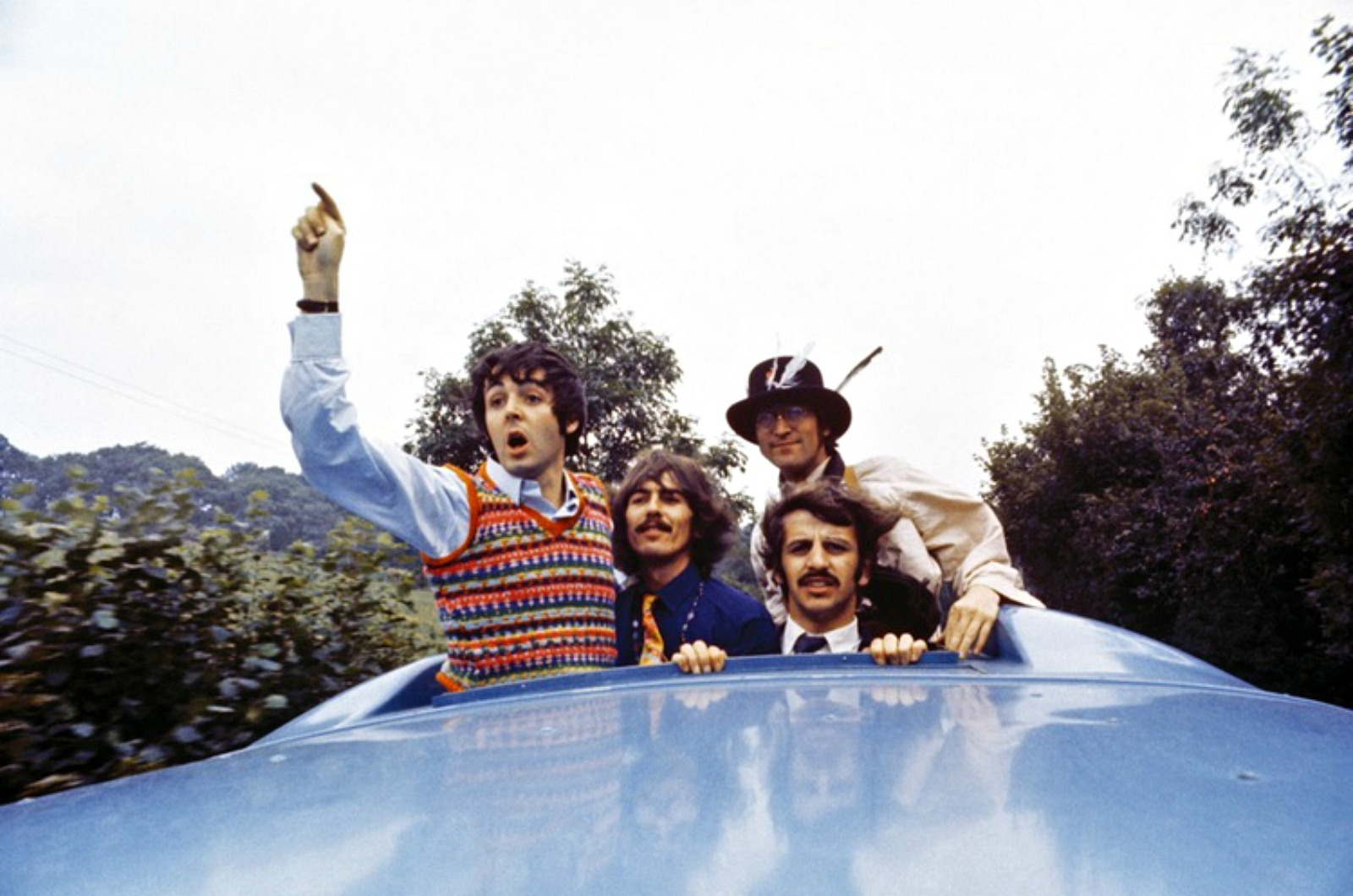 misterioso cover a The Beatles