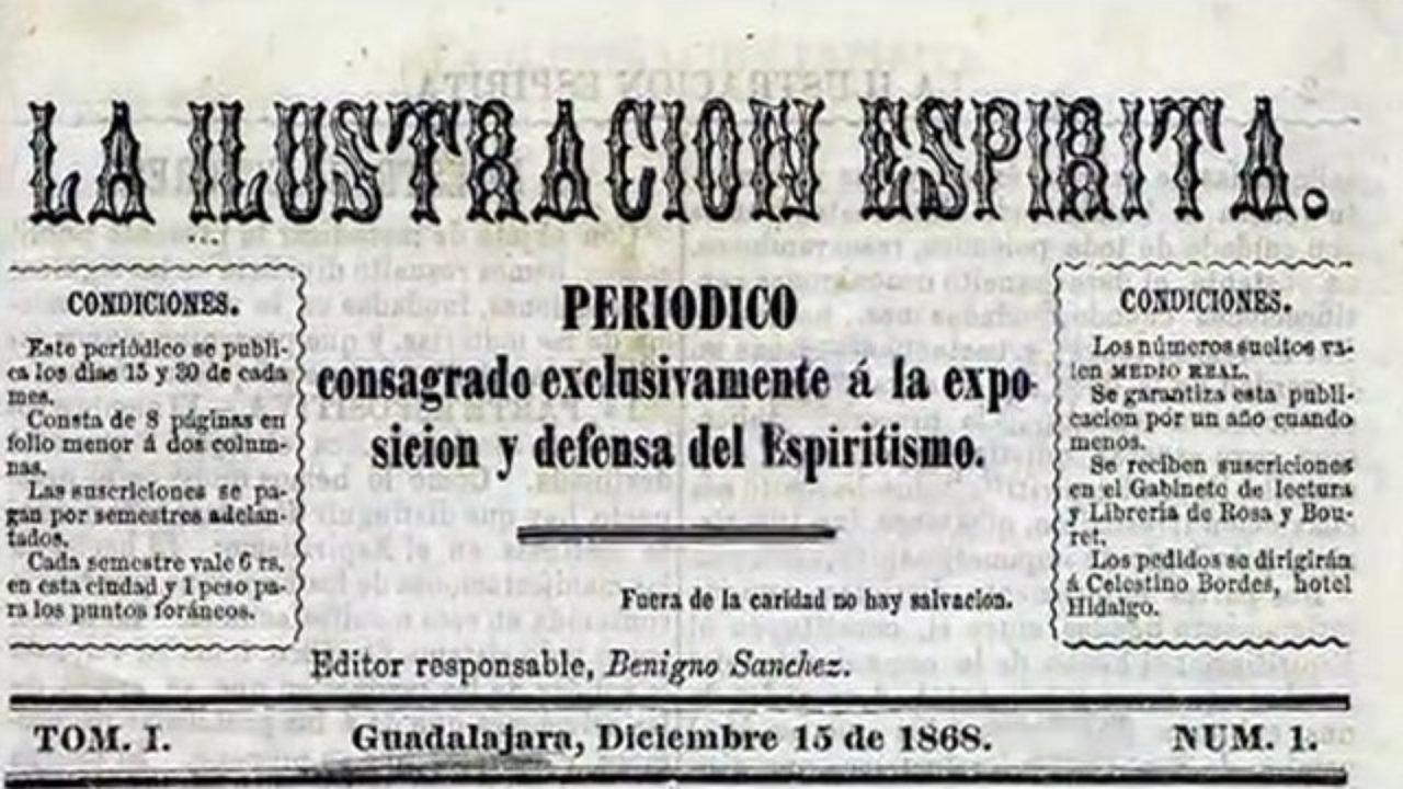 Sociedad Espiritista de la República Mexicana