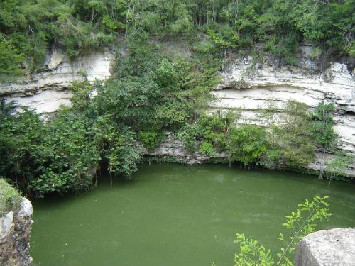 cenote sagrado chichen itzá lugares sagrados méxico