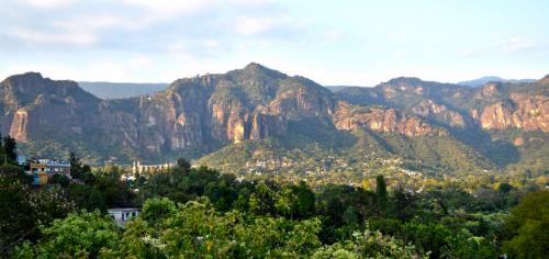 lugares sagrados méxico tepoztlán
