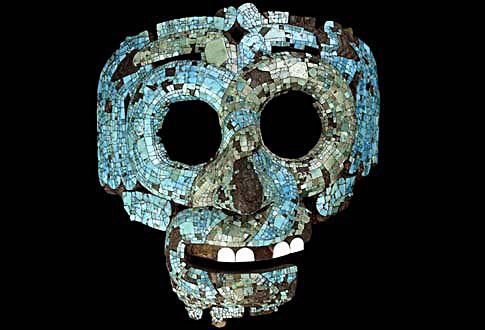 mascara quetzalcoatl